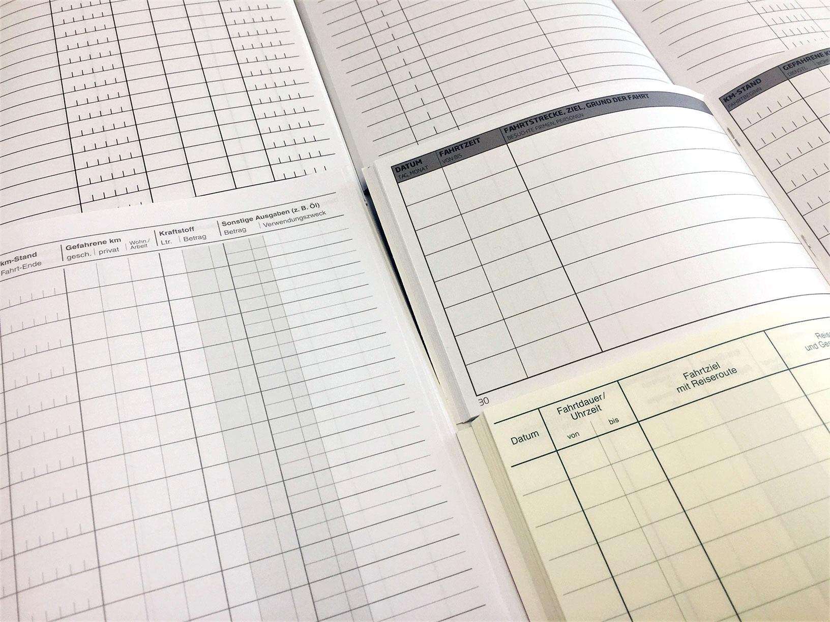 fahrtenbuch vorlage pdf