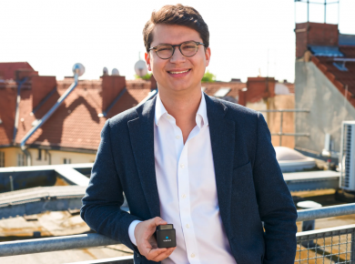 Vimcar CEO and founder, Andreas Schneider