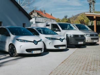 Different types of fleet cars
