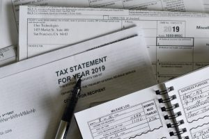 tax records, fleet management tax benefits - record your business miles!