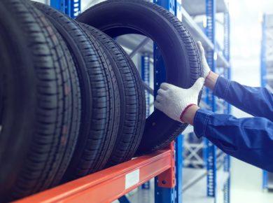 tires, vehicle garage, mechanic and care deprciation