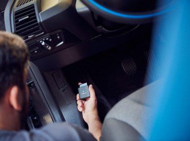 Vimcar dongle easy installation best gps tracker for car