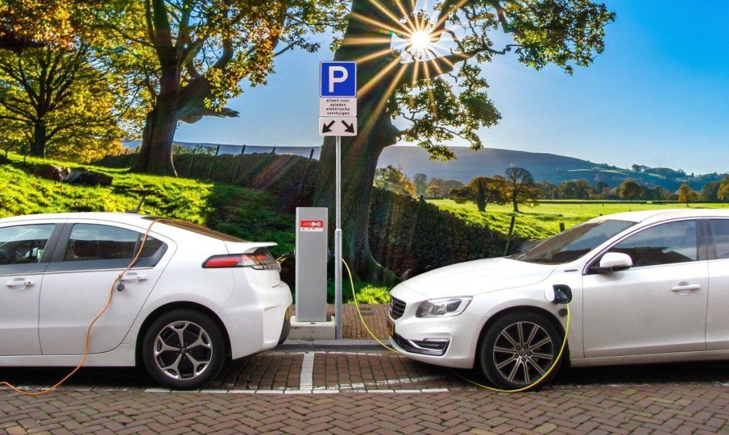 Fleet cars charging