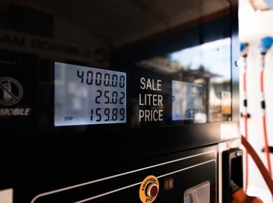 gas station and mileage tracking reduce fuel cost