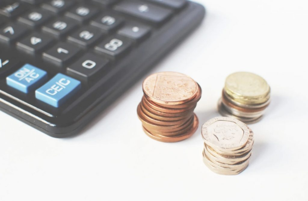 Coins adding up to a  vehicle Fleet Manager's Salary