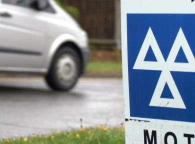 How do you act on a DVLA Mot reminder?