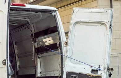 Business van damage can prove costly.