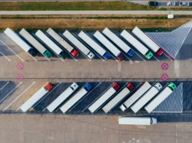 Commercial vehicle tracking - how does it work?