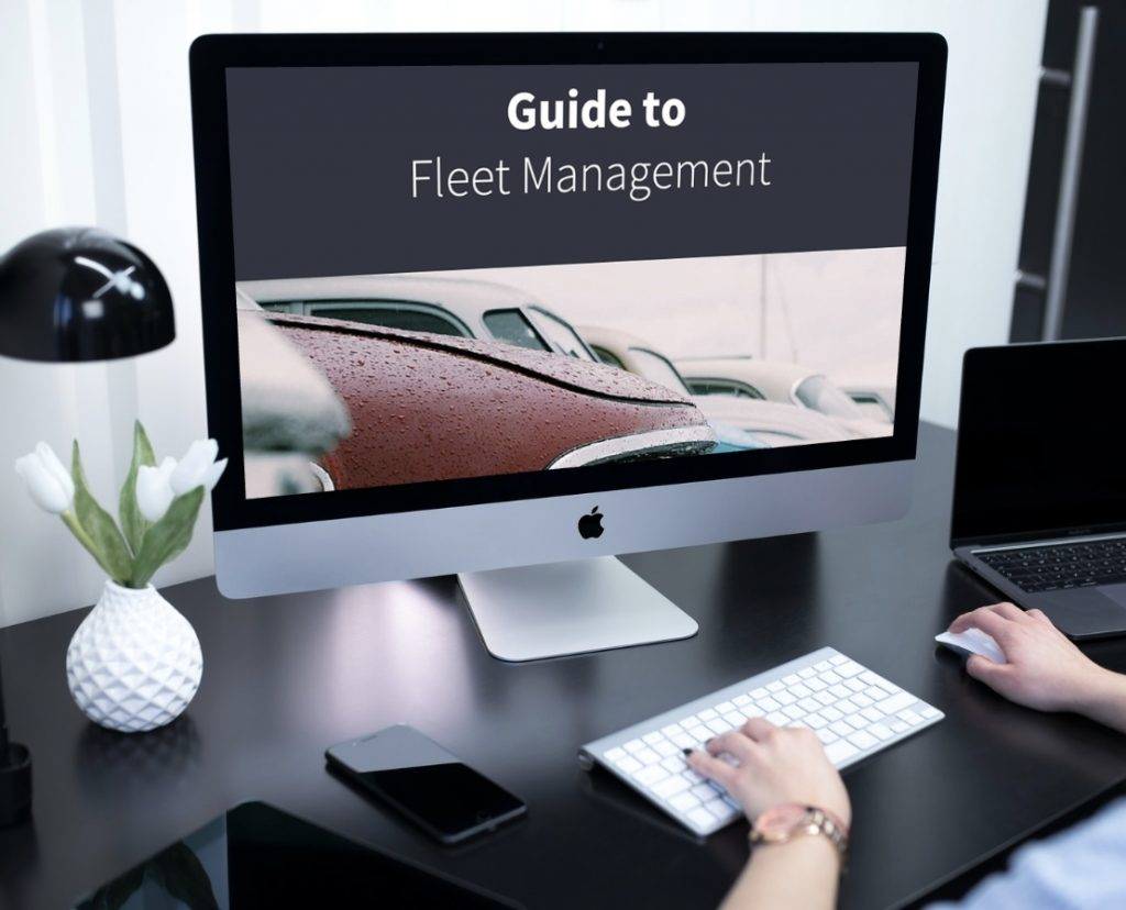 A vehicle fleet manager guide