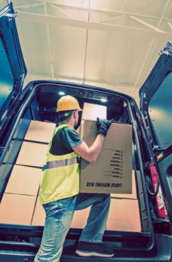 Van costs as well as van servicing costs can be reduced by acquiring Vimcar