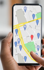GPS online tracking also lets you identify where your drivers are