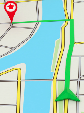 GPS online tracking has great accuracy