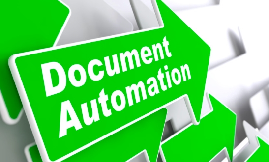 Arrows with document automation on, representing a fleet management system
