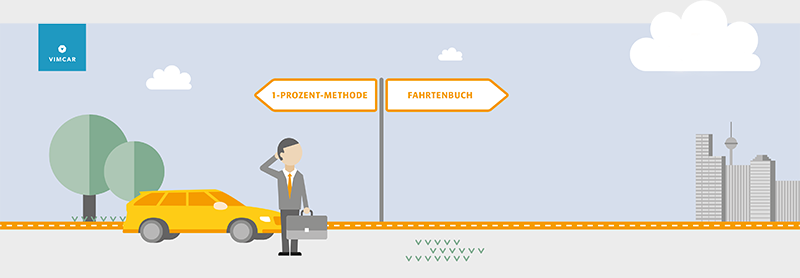 1-Prozent-Methode oder Fahrtenbuch? Die Mandanteninformation hilft bei der Entscheidungsfindung!