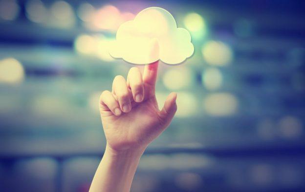 Die Cloud als Software-Lösung.