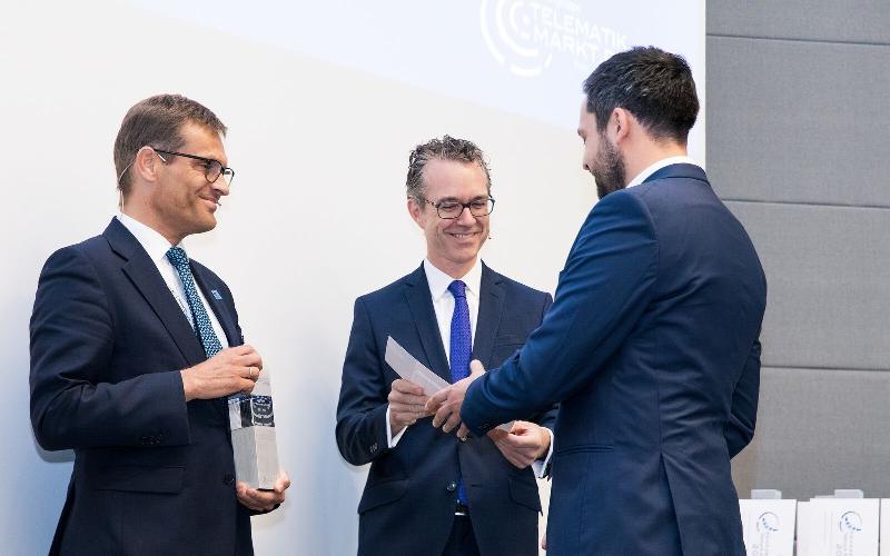Telematik Award 2018 für Vimcar
