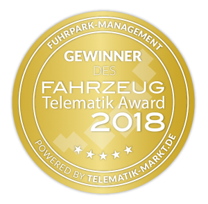 Siegel Telematik Award 2018