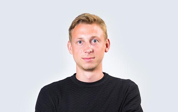 Vimcar Produktchef Felix