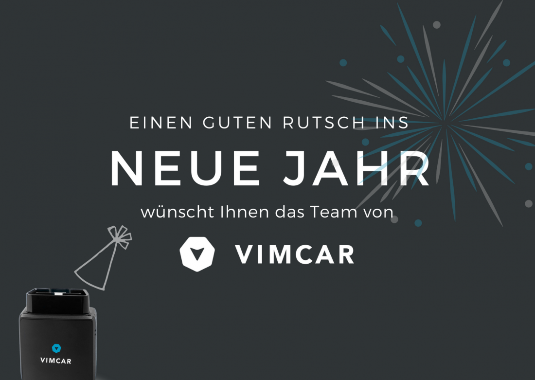 Vimcar Neues Jahr