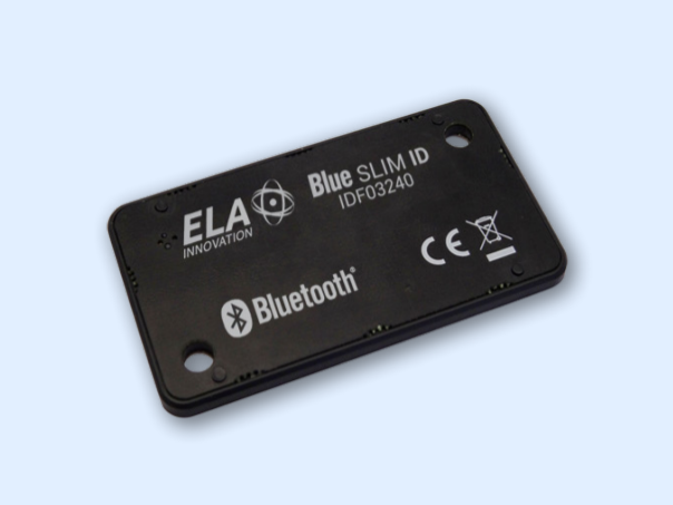 Bluetooth Beacon zur Fahreridentifikation