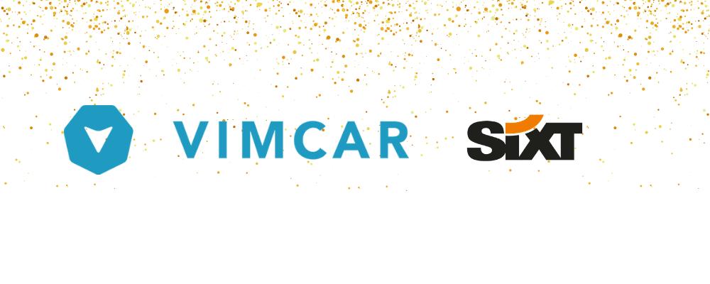 Vimcar SIXT Logos