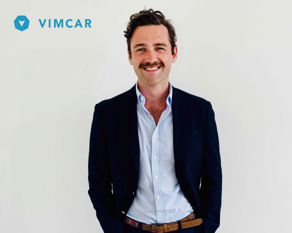 Vimcar employee Ronald Clancy (Country Manager UK)